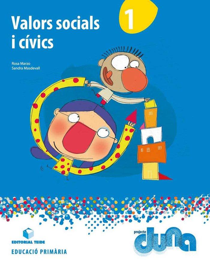 Valors socials civics 1ºep cataluña 14 duna