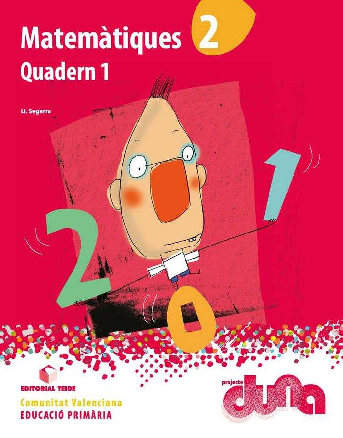 Matematiques 2ºep valencia 15 duna