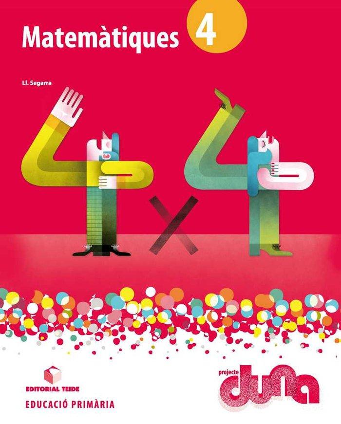 Matematiques 4ºep cataluña 15 duna
