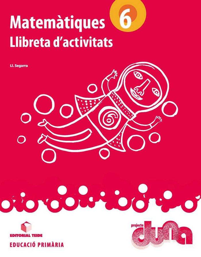 Llibreta matematiques 6ºep cataluña 15 duna