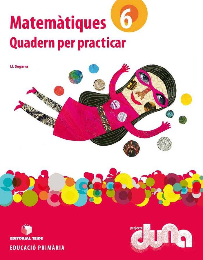 Quadern matematiques 6ºep cataluña 15 duna