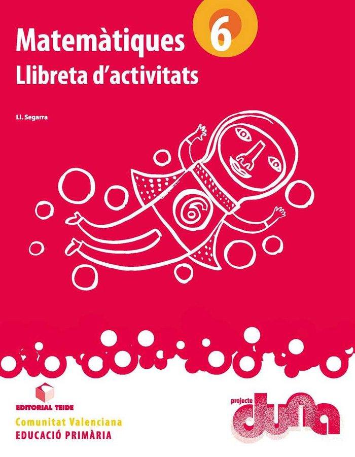 Llibreta matematiques 6ºep valencia 15 duna