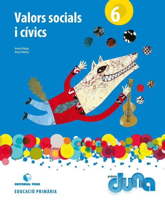 Valors socials civics 6ºep cataluña 15 duna