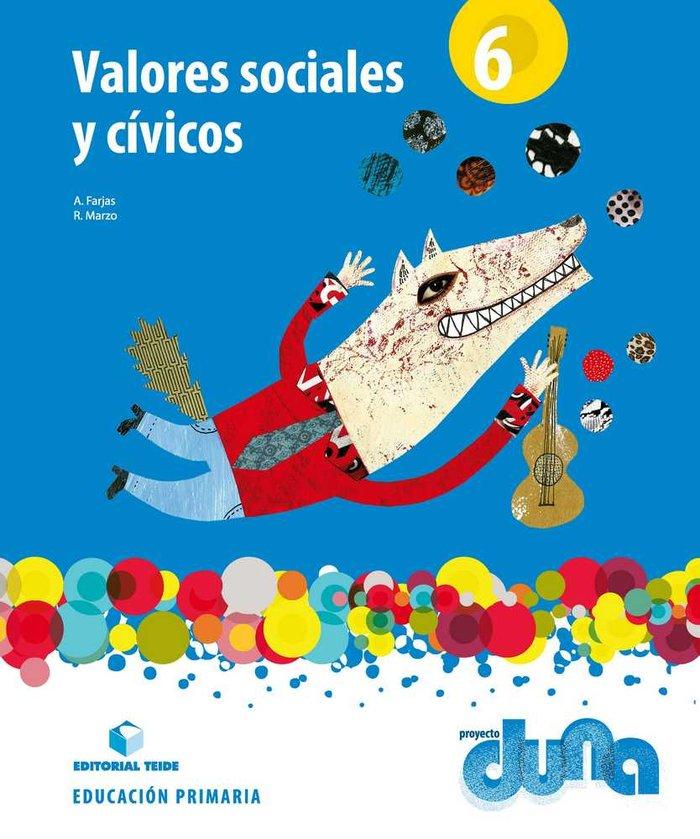 Valores sociales civicos 6ºep duna 15