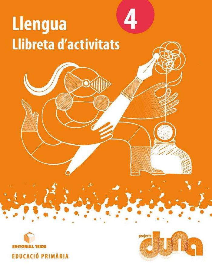 Llibreta llengua 4ºep cataluña 15 duna