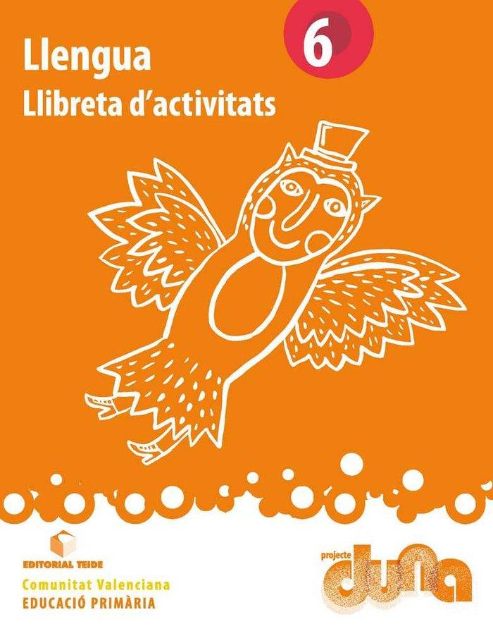 Llibreta llengua 6ºep valencia 15 duna