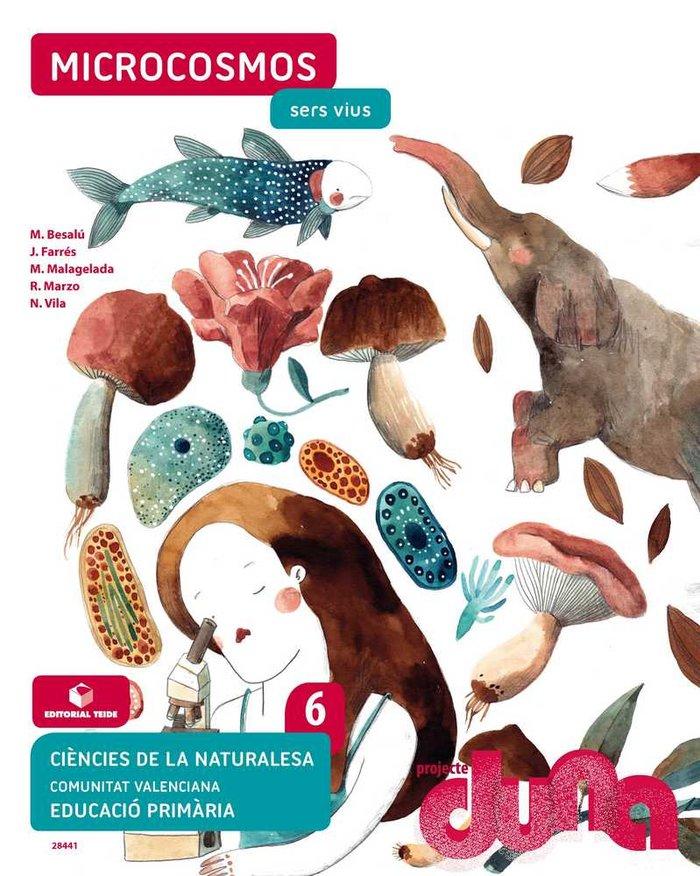 Quadern ciencies naturals 6ºep cataluña 15 duna