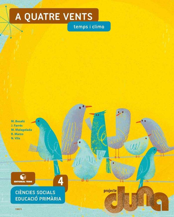 Quadern ciencies socials 4ºep cataluña 15 duna