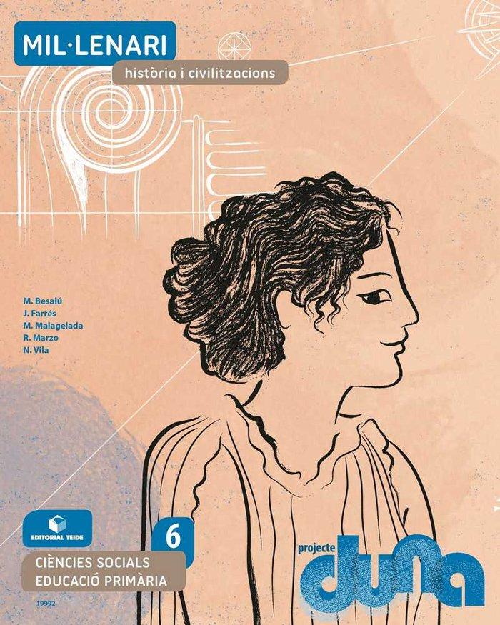 Quadern ciencies socials 6ºep cataluña 15 duna