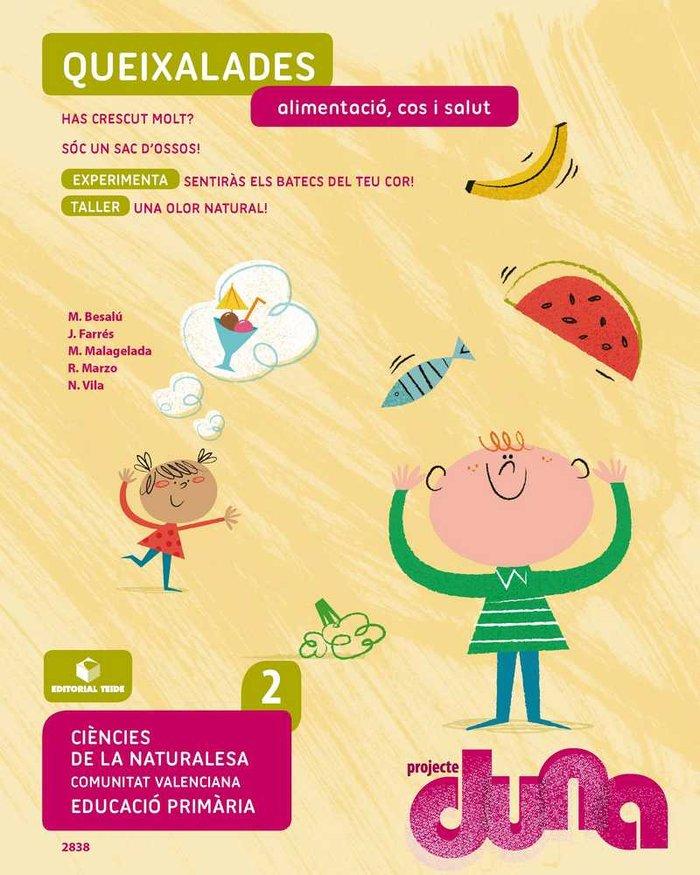 C.naturals aliments 2ºep valencia 15 duna