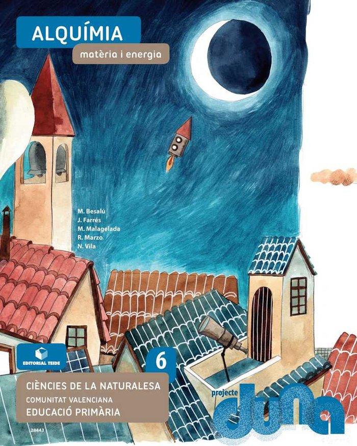 Quadern ciencies naturals 6ºep valencia 15 duna