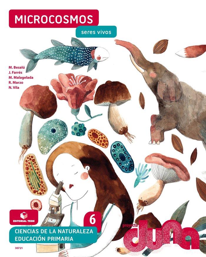 Cuaderno ciencias naturaleza 6ºep 15 duna