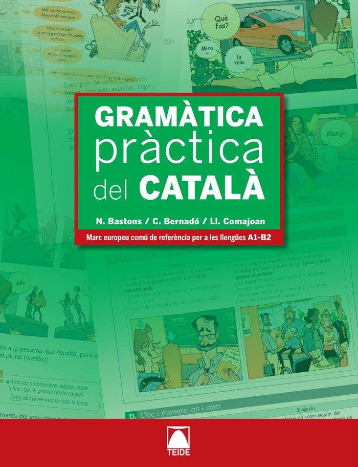 Gramatica practica del catala a1-b2 catala per adults