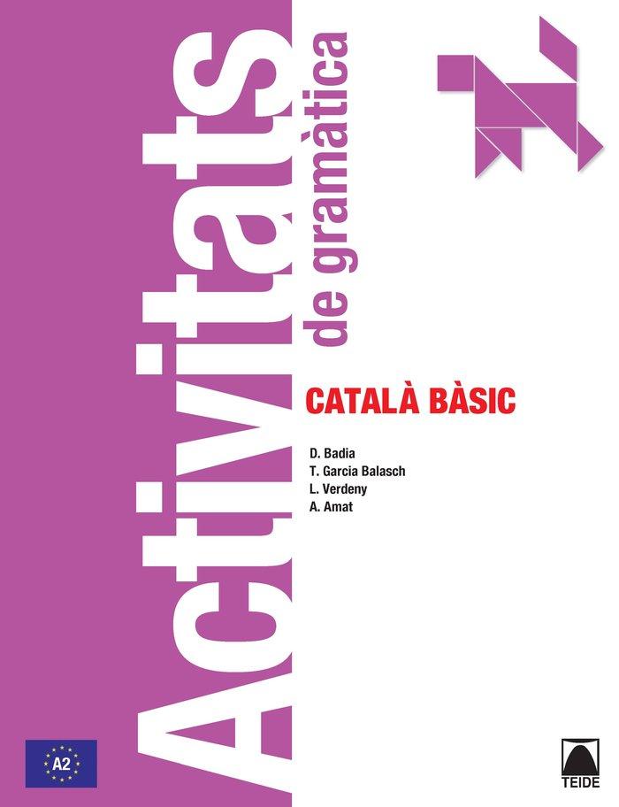Catala basic a2 activitats gramatica catala per adults