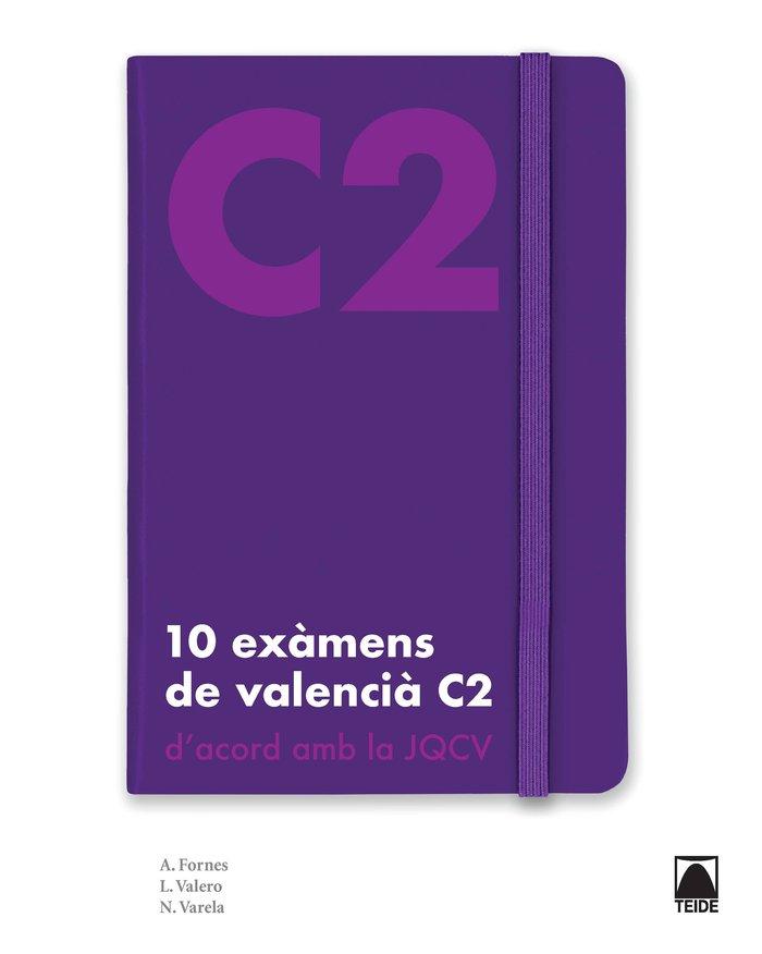 10 examens nivell c2 nb valencia 19