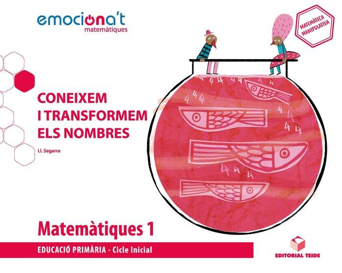 Matematiques 1ºep coneixement cataluña 19 emociona