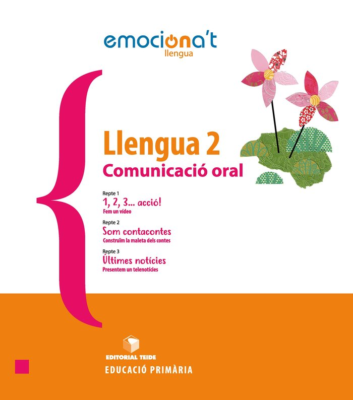 Llengua 2ºep expressio oral cataluña 19 emociona´t