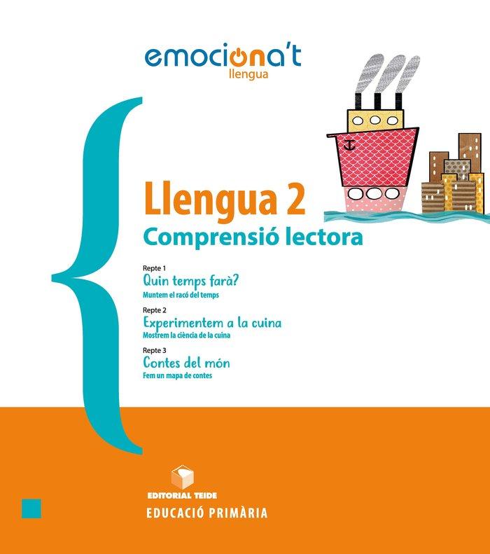 Llengua 2ºep comprensio lectora cataluña 19 emocio