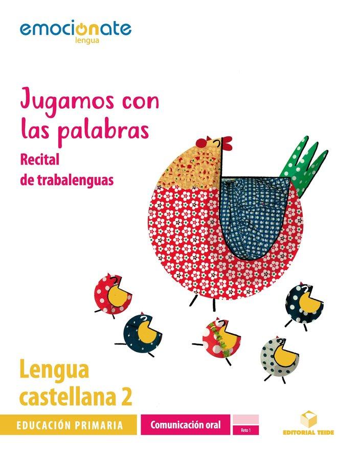 Lengua 2ºep expresion oral cataluña 19 emocionate