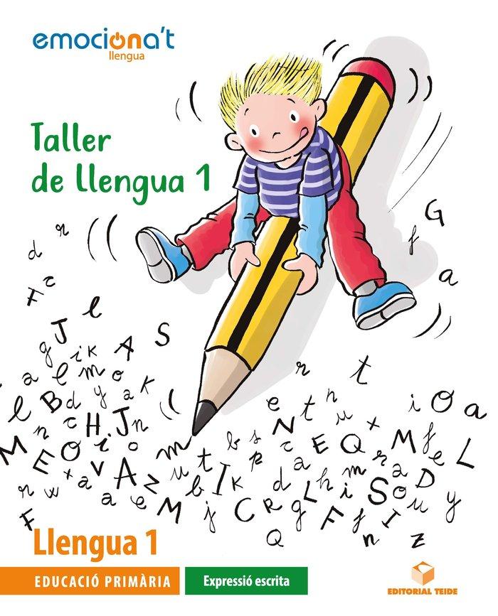 Taller llengua exp.escrita 1ºep cataluña 20 emocio