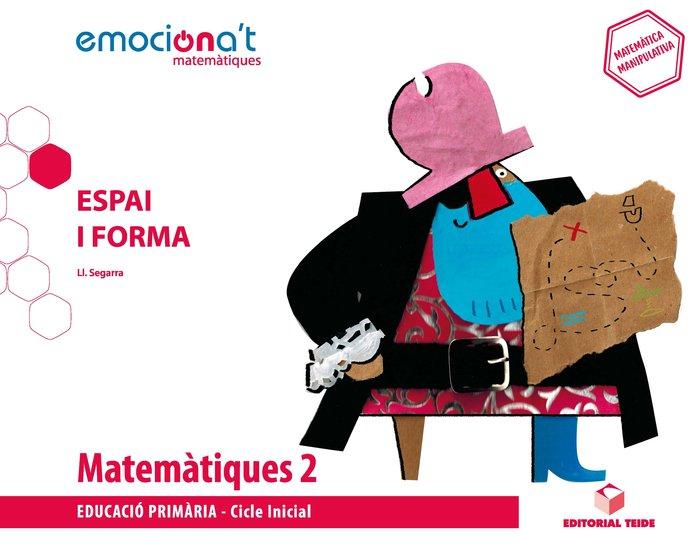 Matematiques 2ºep espai form cataluña 19 emociona´