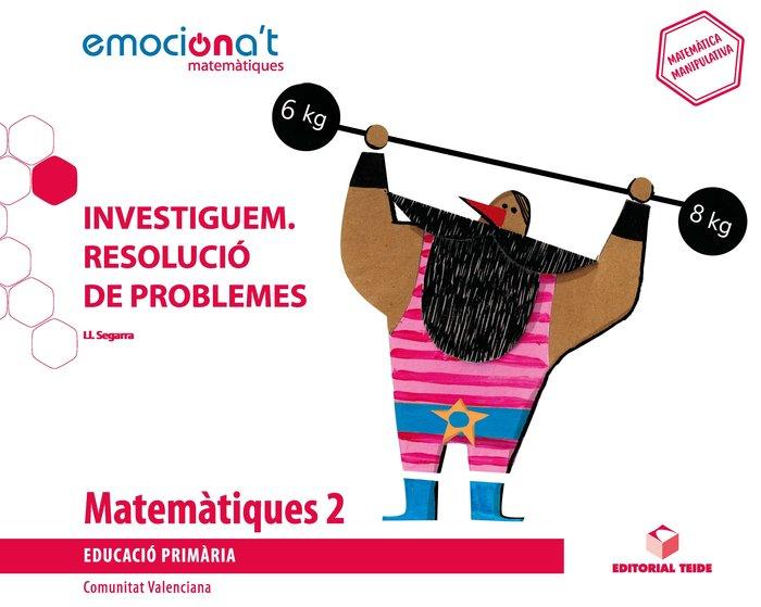 Matematiques 2ºep investiguem c.valenciana 19 emoc