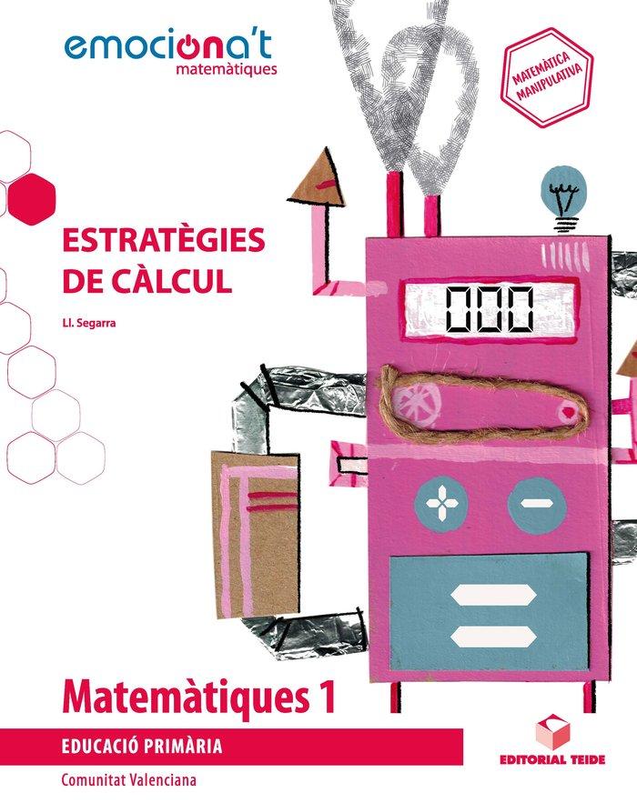 Matematiques 1ºep estrategies c.valenciana 19 emoc