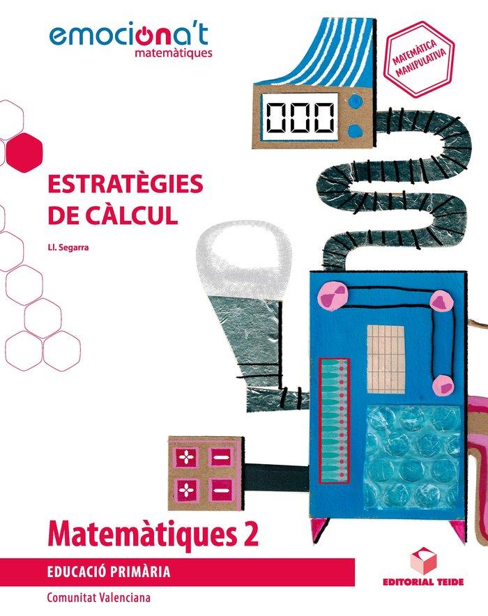 Matematiques 2ºep estrategies c.valenciana 19 emoc