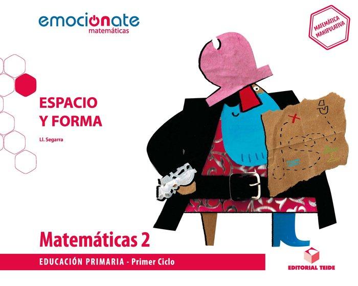 Matematicas 2ºep 19 espacio forma emocionate