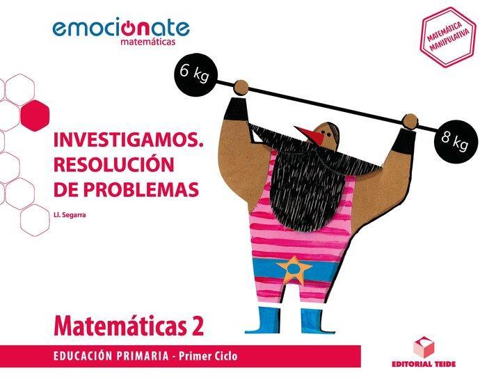 Matematicas 2ºep 19 investigamos emocionate
