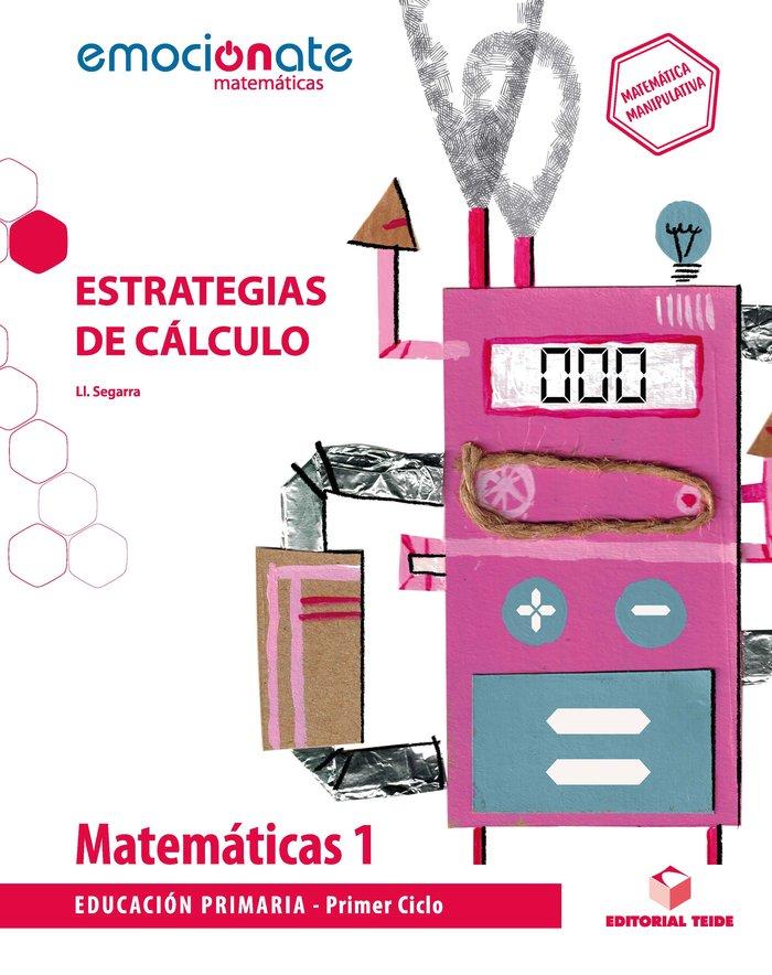 Matematicas 1ºep pack 19 emocionate