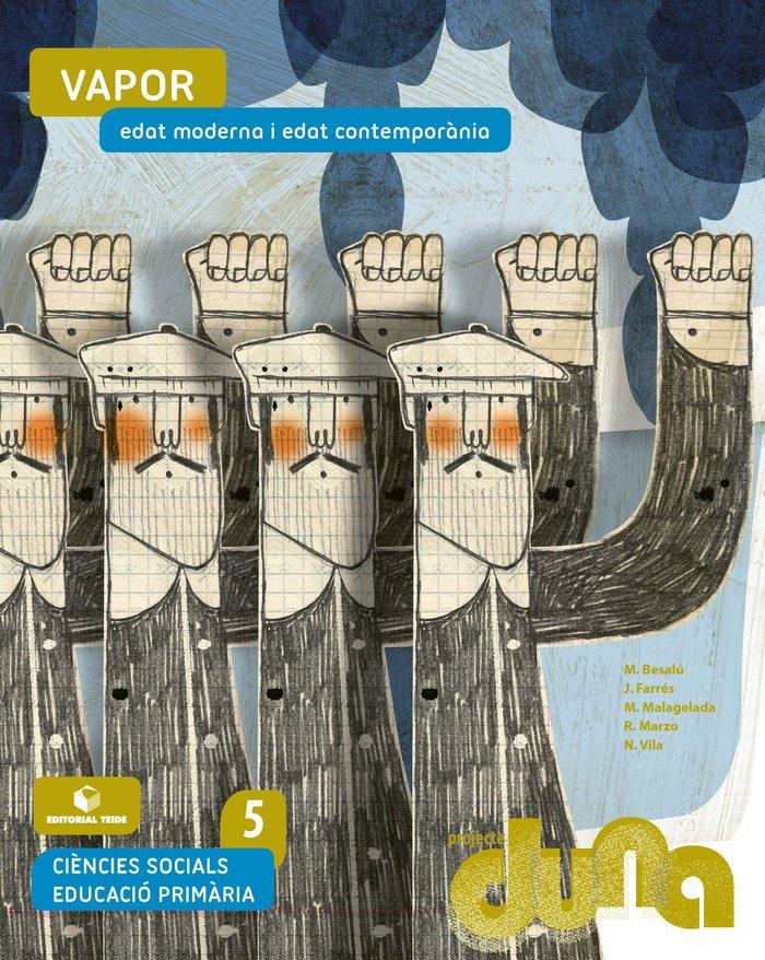 Quadern c.socials vapor 5ºep cataluña 21 duna