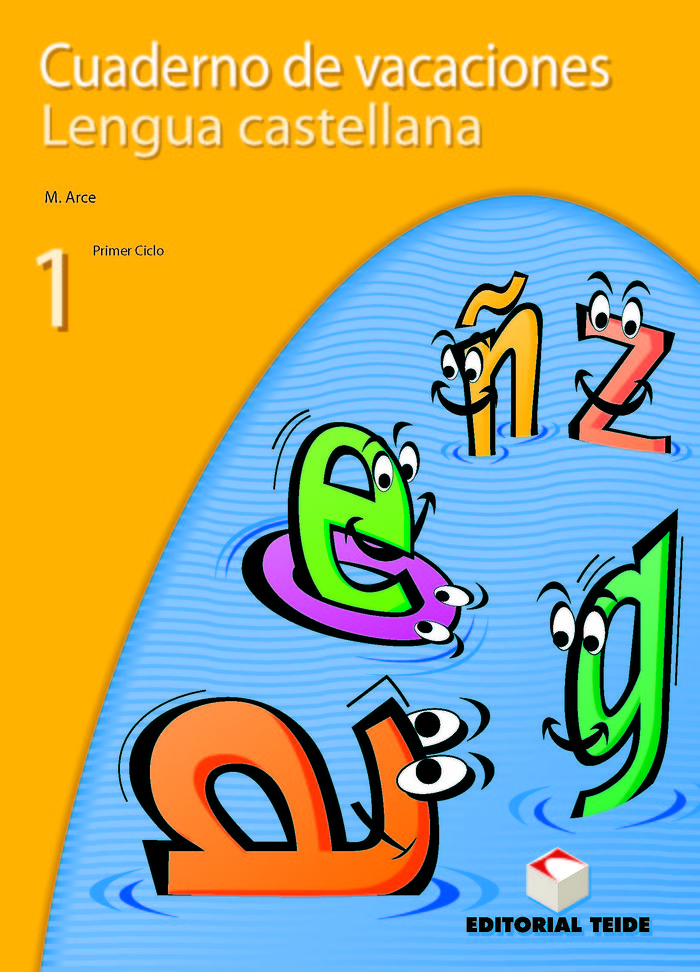 Cuaderno vacaciones lengua 1ºeso
