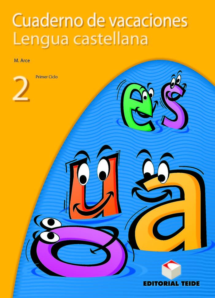 Cuaderno vacaciones lengua 2ºeso