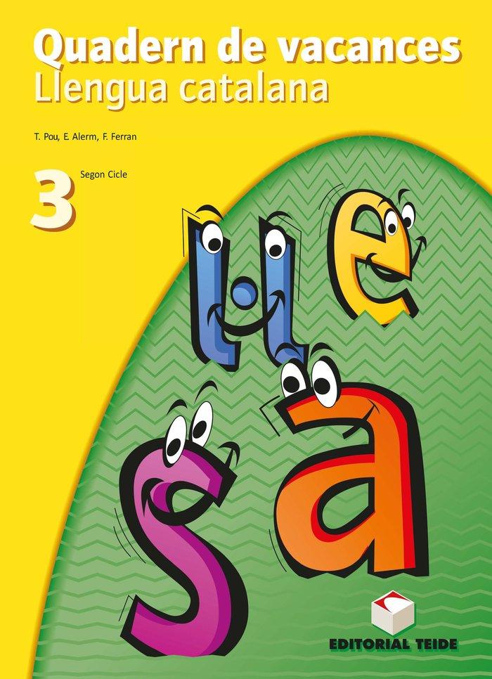 Quadern vacances llengua catalana 3ºeso 09