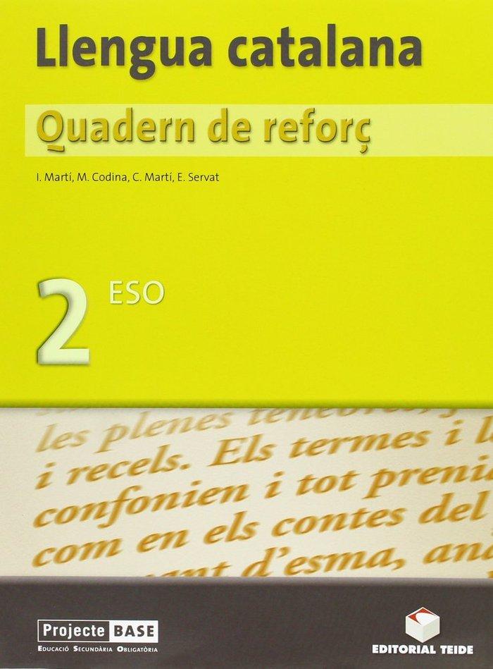 Quadern de reforc llengua catalana 2ºeso 08