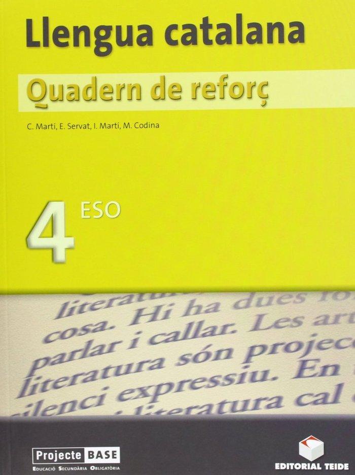 Quadern de reforc llengua catalana 4ºeso 12
