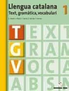 Llengua catalana 1ºeso 09 tgv