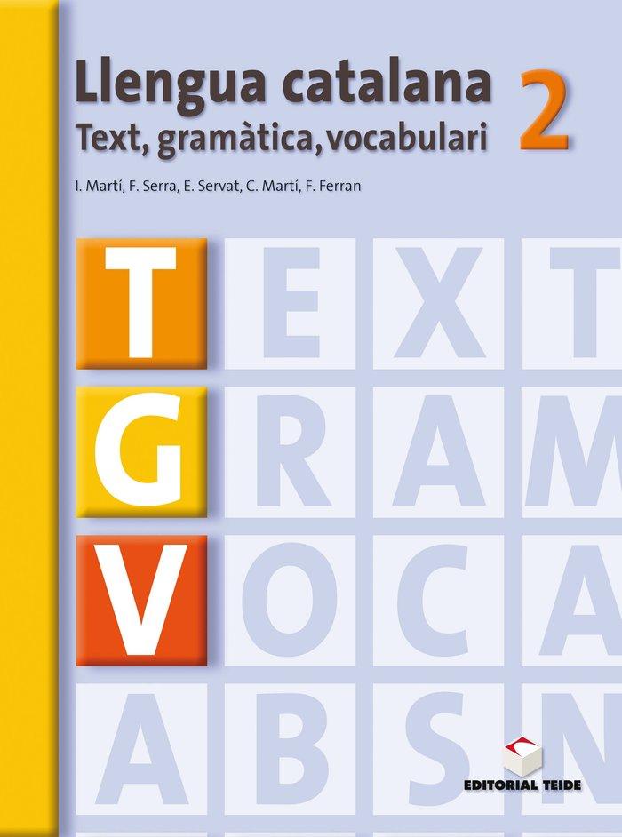 Llengua catalana 2ºeso 09 tgv