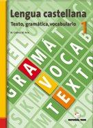 Lengua 1ºeso 08 gramatica vocabulario texto