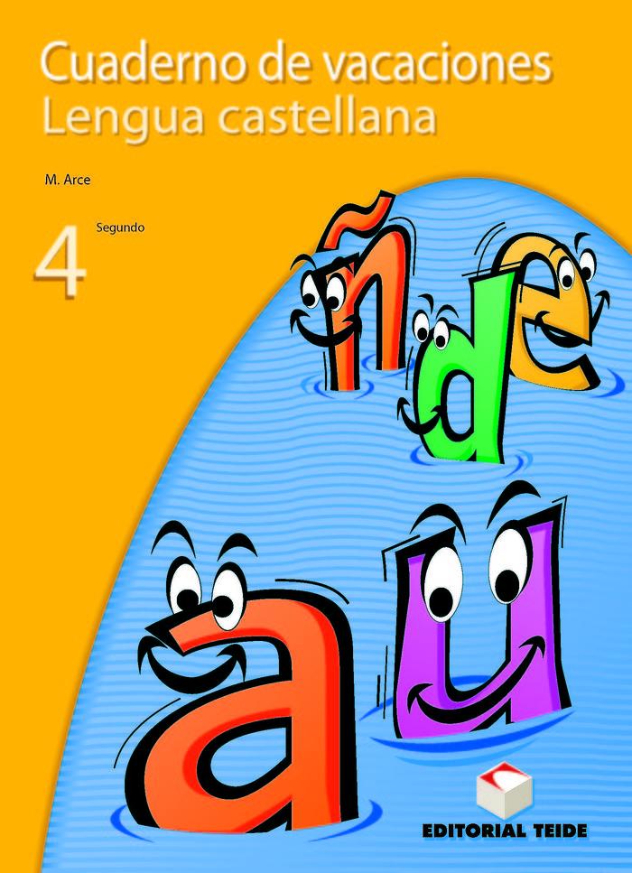 Cuaderno vacaciones lengua 4ºeso