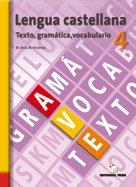 Lengua gramatica vocabulario texto 4   teilen4eso