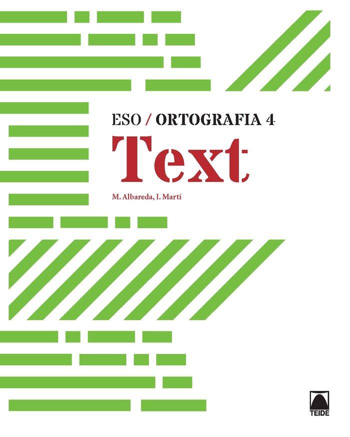 Ortografia 4ºeso cataluña 18 text