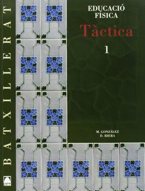 Educacio fisica 1ºnb cataluña 12 tactica