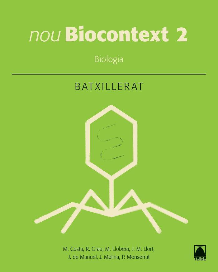 Nou biocontext biologia 2ºnb cataluña 17