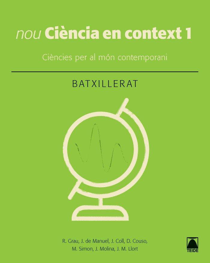 Ciencia en context 1 batxillerat ed 2019