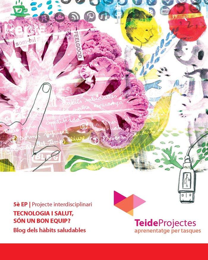 Tecnologia 5ºep cataluña 17 son bon equip