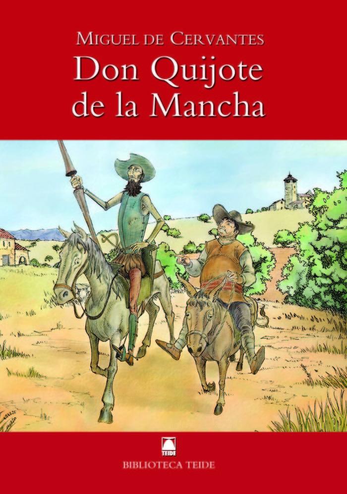 Don quijote de la mancha 1 bib.teide