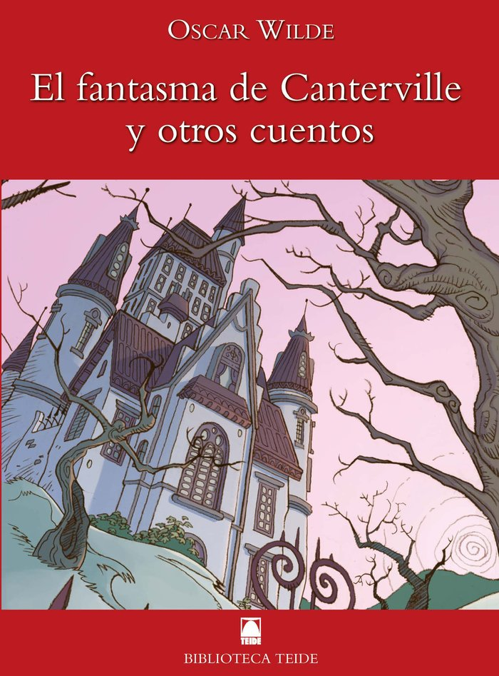Fantasma canterville otros cuentos,el 8 bib.teide