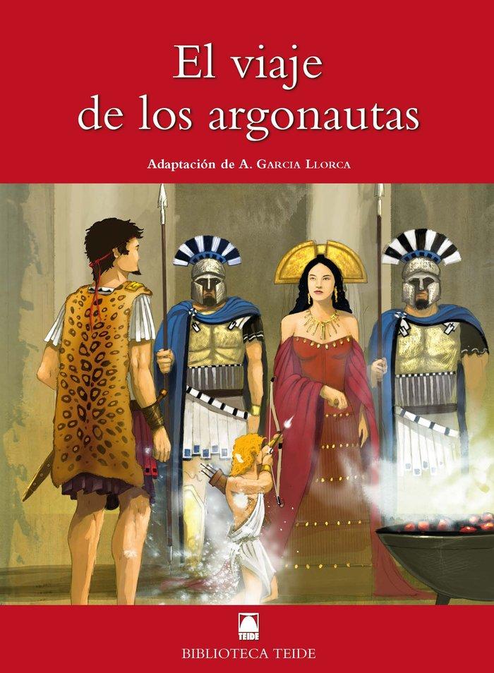 Viaje de los argonautas,el 29 bib.teide